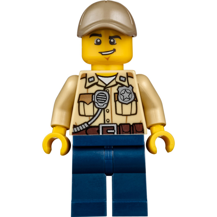 LEGO ATV Patrol Set 60065 | Brick Owl - LEGO Marketplace
