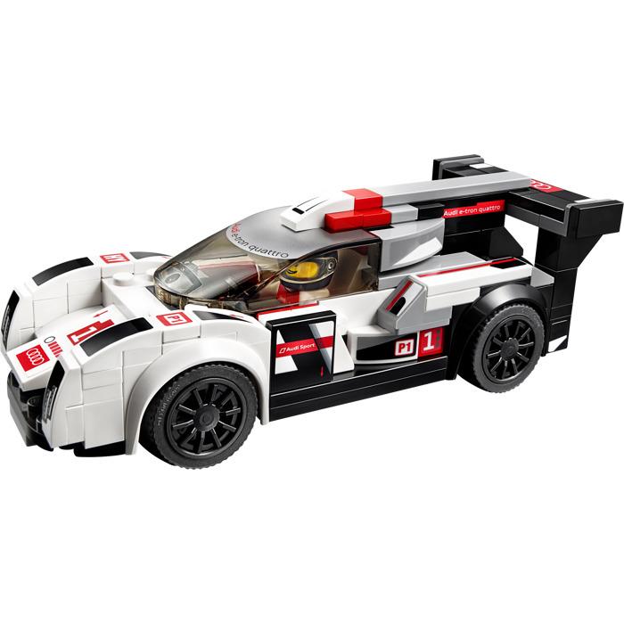 LEGO Audi R18 e-tron quattro Set 75872 | Brick Owl - LEGO ...