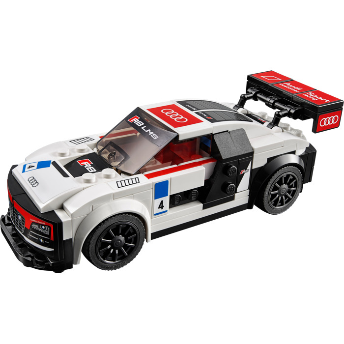 Lego Audi R8 Lms Ultra Set 75873 Brick Owl Lego Marketplace