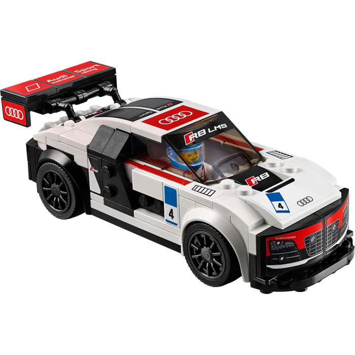 lego audi r8 lms ultra set 75873 brick owl lego. Black Bedroom Furniture Sets. Home Design Ideas