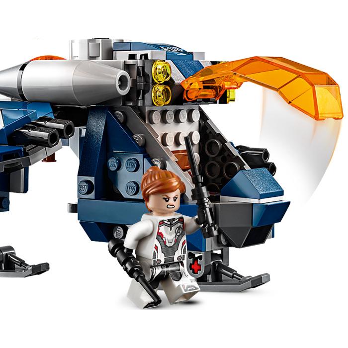 LEGO Avengers Hulk Helicopter Rescue Set 76144 | Brick Owl ...