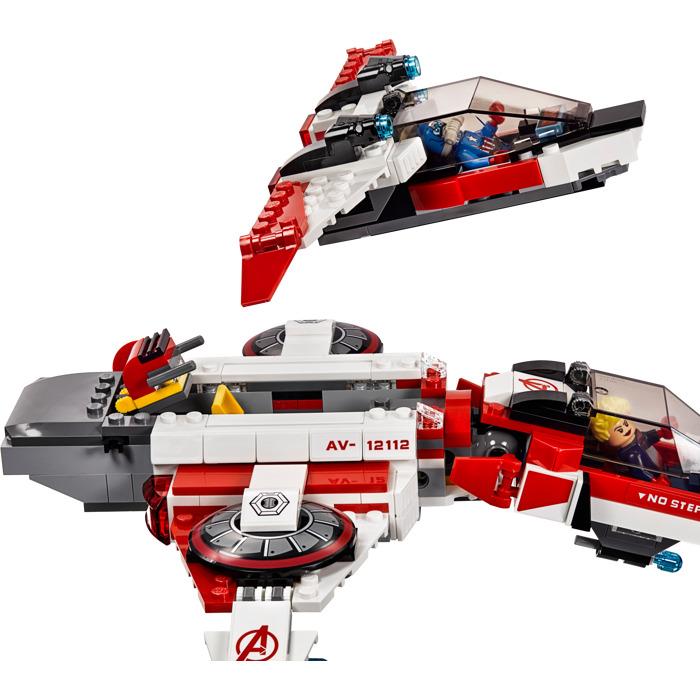 LEGO Avenjet Space Mission Set 76049   Brick Owl - LEGO ...