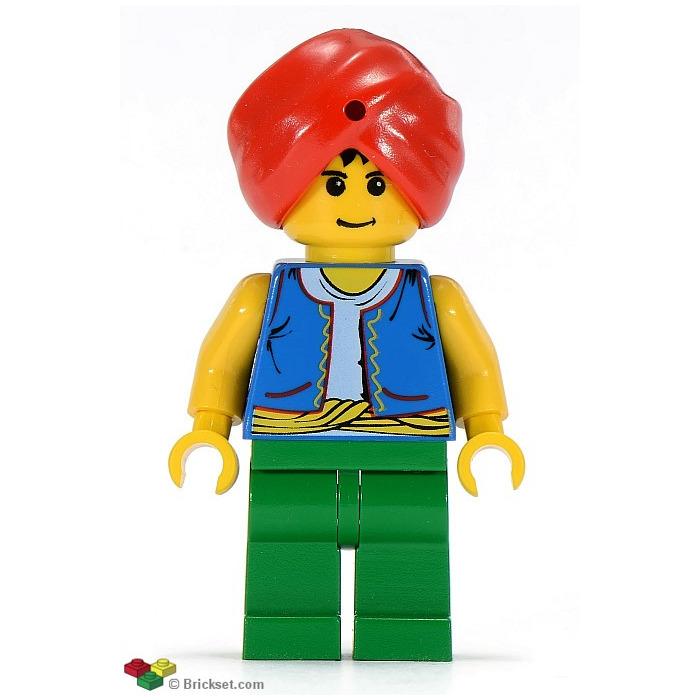 LEGO Minifig Dark Purple Turban with Hole Harry Potter Series 6 Genie 40235 NEW