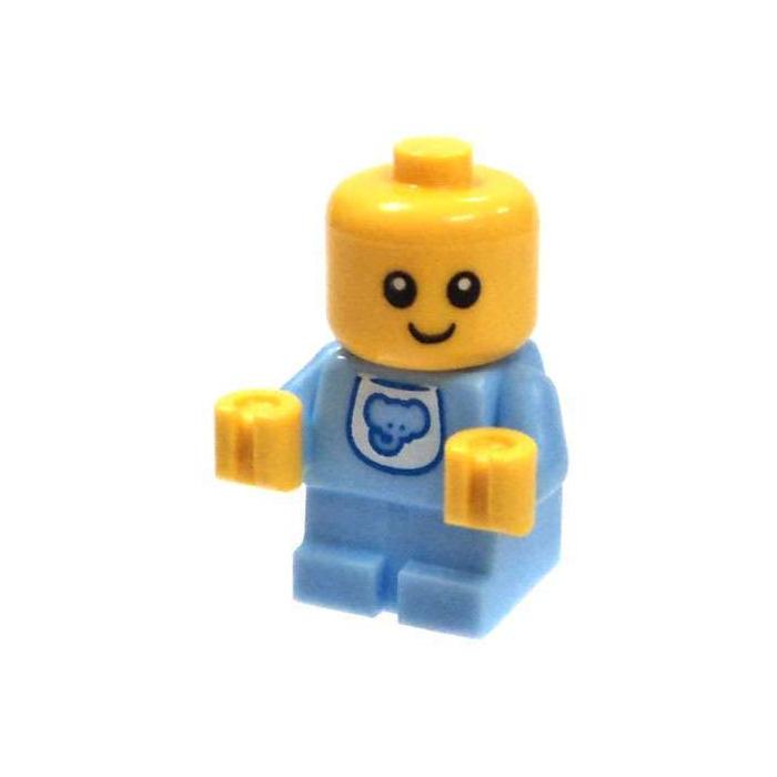 lego baby minifigure brick owl lego marketplace