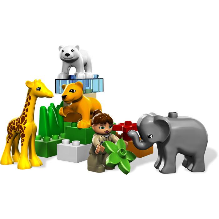 Lego Baby Zoo Set 4962 Brick Owl Lego Marketplace