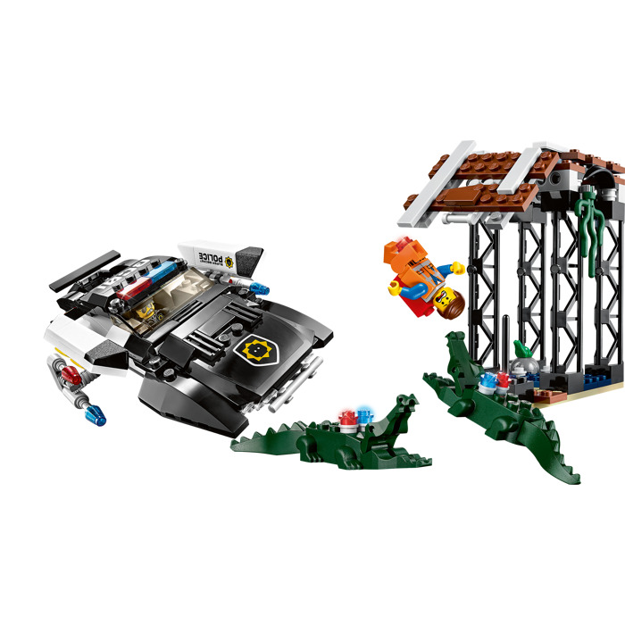 lego bad cop 39 s pursuit set 70802 brick owl lego. Black Bedroom Furniture Sets. Home Design Ideas