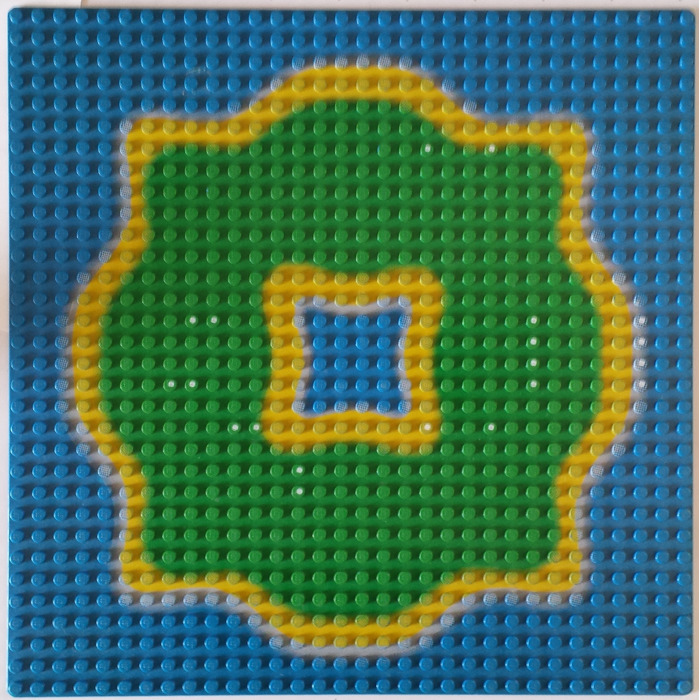 Lego Base Plate 32x32