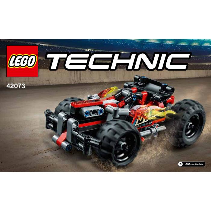 Lego Bash Set 42073 Instructions Brick Owl Lego Marketplace