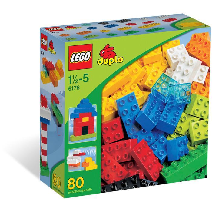 LEGO Basic Bricks Deluxe Set 6176 | Brick Owl - LEGO ...