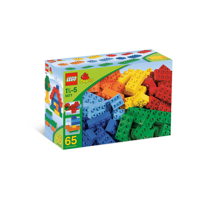 LEGO Duplo Brick 2 x 8 (4199) Comes In | Brick Owl - LEGO ...