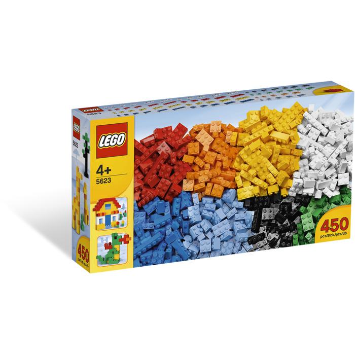 LEGO Basic Bricks - Large Set 5623 | Brick Owl - LEGO ...