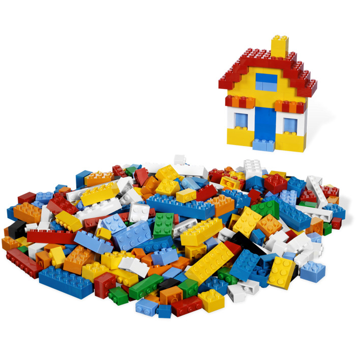 Lego Förvaringshuvud Large ~ LEGO Basic Bricks Large Set 5623 Brick Owl LEGO Marketplace