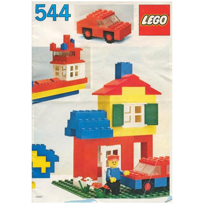 Lego Basic Building Set 5 Set 544 Brick Owl Lego Marketplace