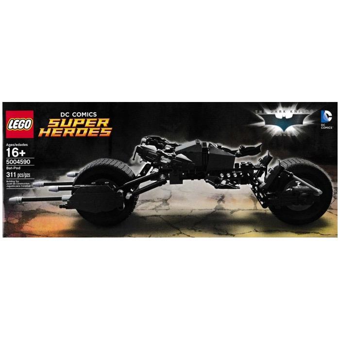 Lego Bat Pod Set 5004590 Brick Owl Lego Marketplace