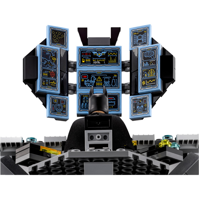 lego batcave break in instructions