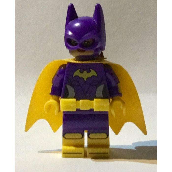 Batman with Bear-Yellow Utility Belt-DC-Minifigure-US Seller-WE COMBINE SHIPPING