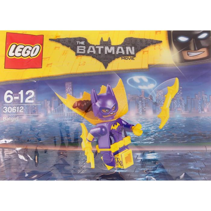 Lego Batgirl Set 30612 Brick Owl Lego Marketplace