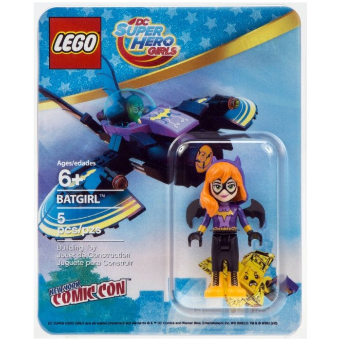 Lego Batgirl Set Nycc2016 Brick Owl Lego Marketplace