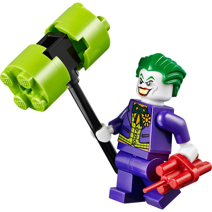 Lego Batman 1966 Batcave Instructions