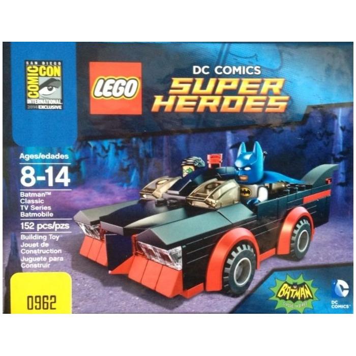 Lego 1966 Batmobile Instructions