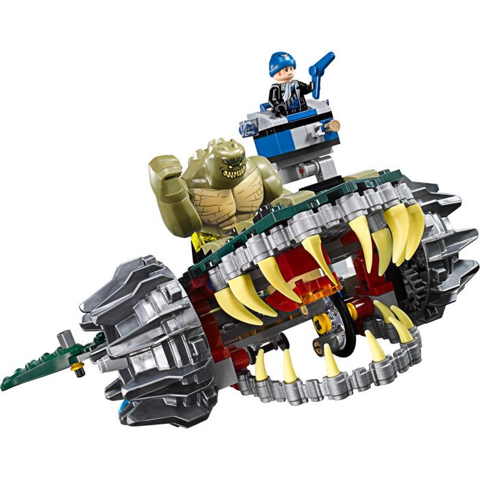 LEGO Batman: Killer Croc Sewer Smash Set 76055 | Brick Owl ...
