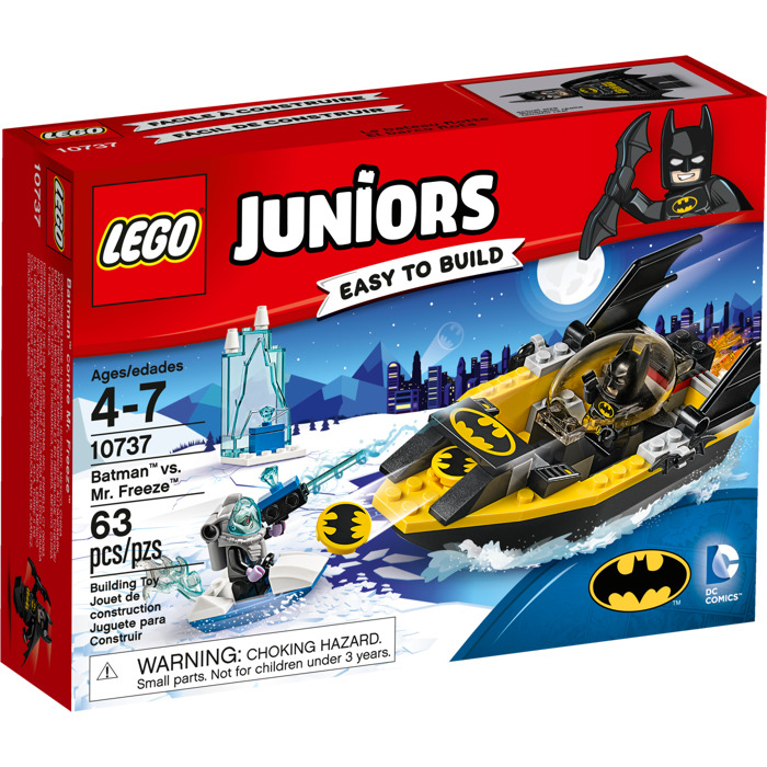 LEGO Batman vs. Mr. Freeze Set 10737 | Brick Owl - LEGO Marketplace