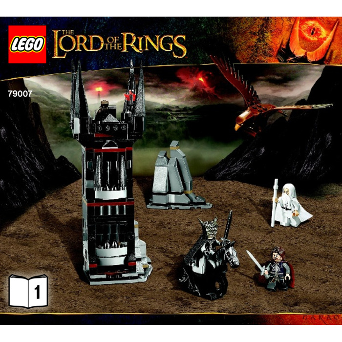 Lego Instructions Lord Of The Rings Choice Image Form 1040