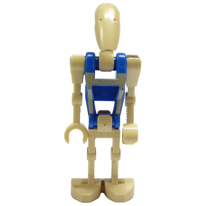 Lego Minifig Figur 1x Battle Droid Pilot 75029 75080 Star Wars