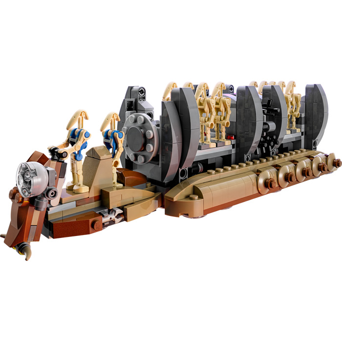 Lego Star Wars Battles 0 30 Apk: LEGO Battle Droid Troop Carrier Set 75086