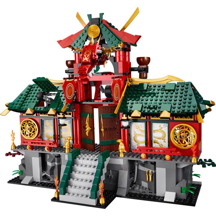 LEGO Battle for Ninjago City Set 70728   Brick Owl - LEGO ...