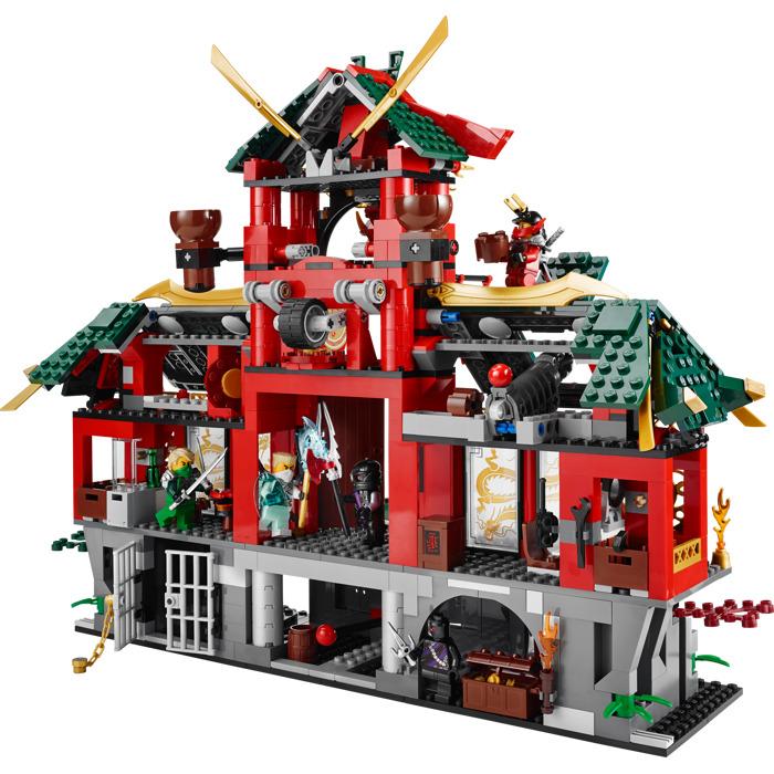 ninjago lego city
