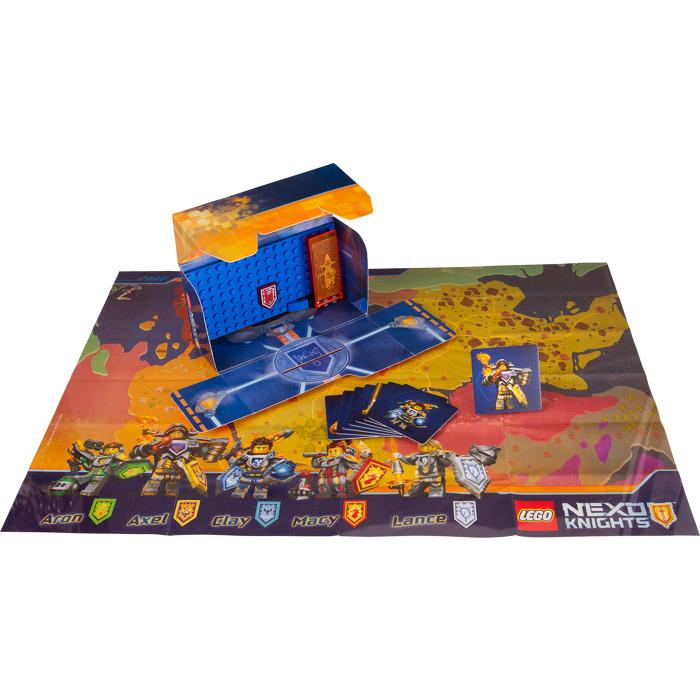 Lego battle station 5004389 brick owl lego marketplace for Siege lego france