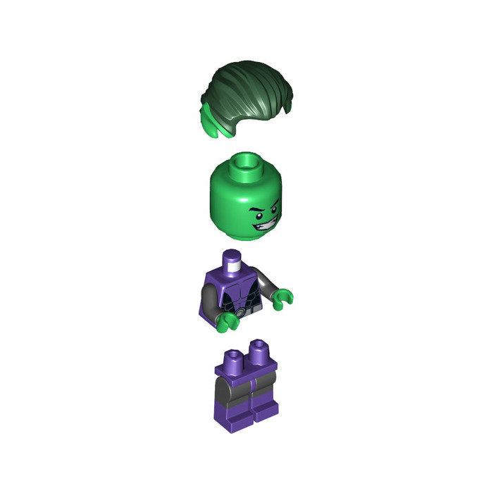 lego beast boy - photo #10