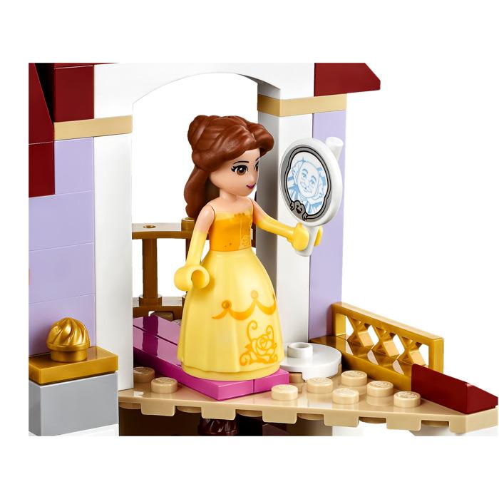 belle castle lego instructions