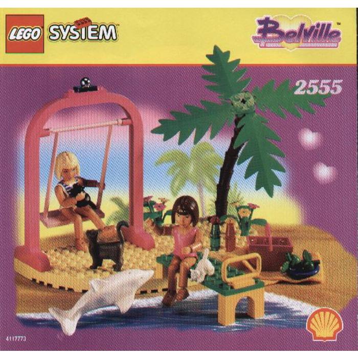 Lego Belville Swing Set 2555 Instructions Brick Owl Lego Marketplace