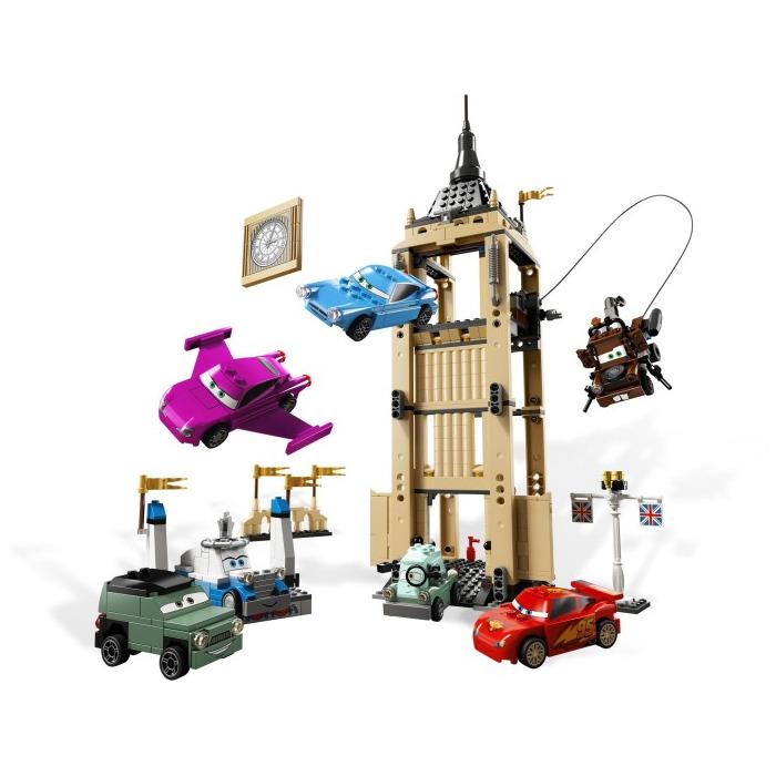 Lego Big Bentley Bust Out Set 8639 Brick Owl Lego
