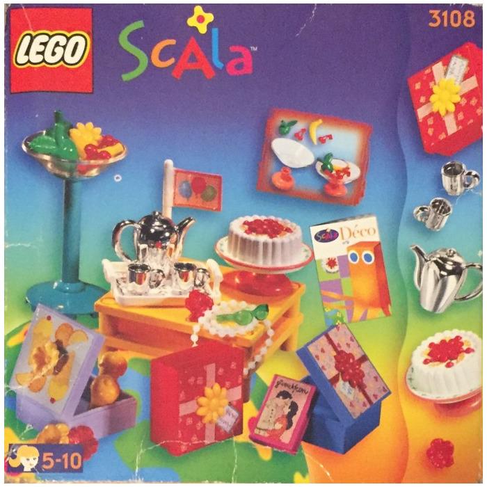 LEGO Birthday Accessories Set 3108