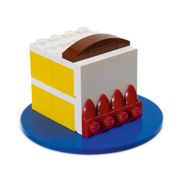 LEGO Birthday Cake Set 40048 1