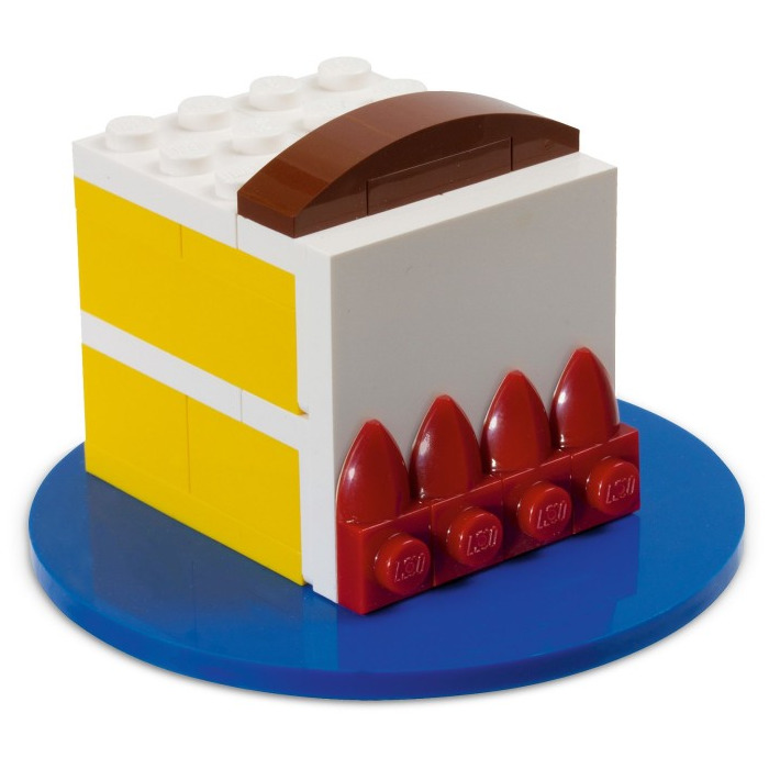 lego birthday cake instructions