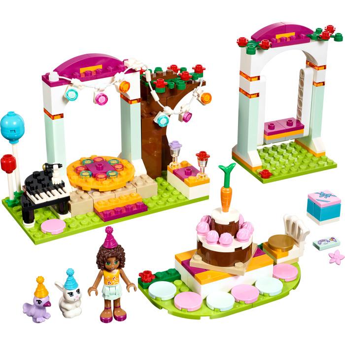 8 LEGO Birthday Party Set 41110