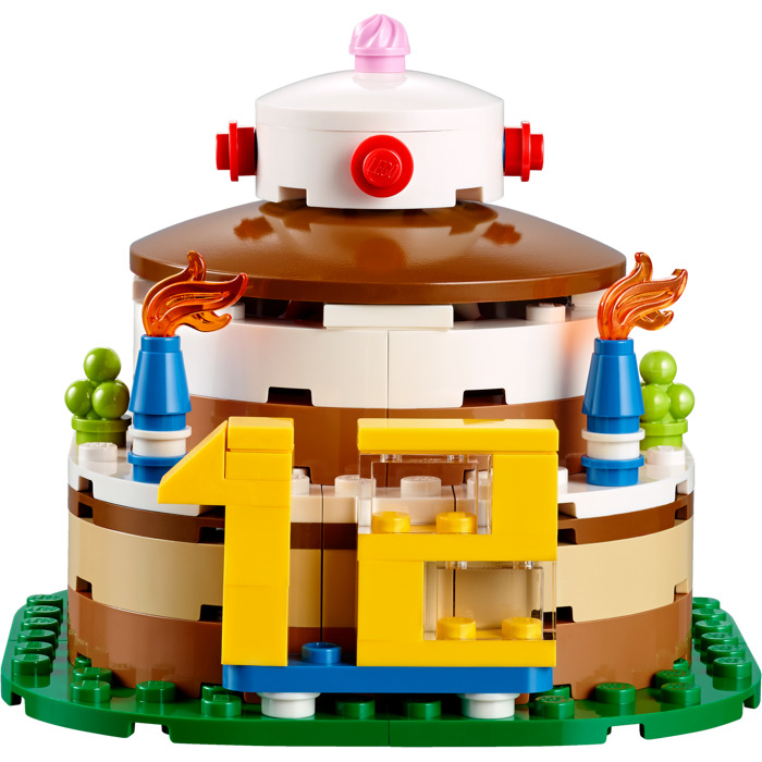 LEGO Birthday Table Decoration Set 40153 | Brick Owl ...