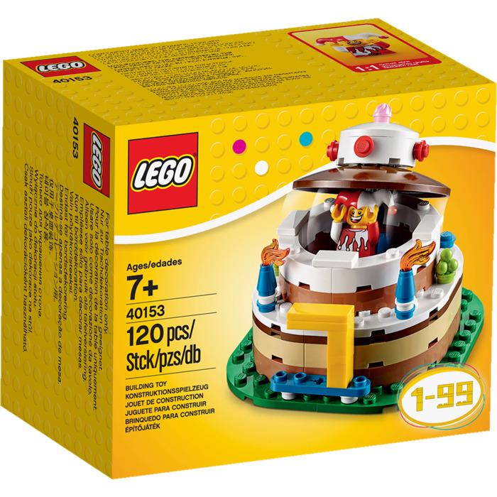 LEGO Birthday Table Decoration Set 40153 Packaging | Brick Owl ...