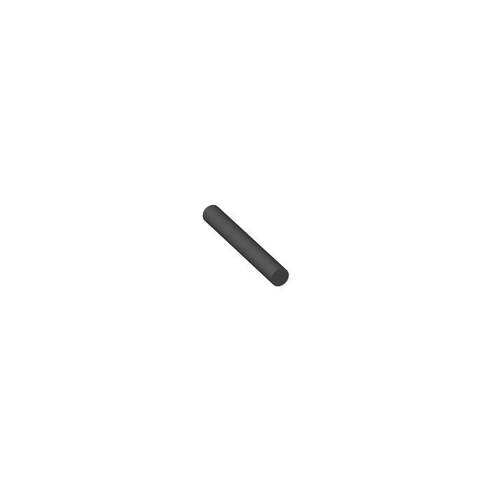 Lego X2 35654 Black Bar 1 x 4 x 1 2//3 Grille Guard // Push Bumper