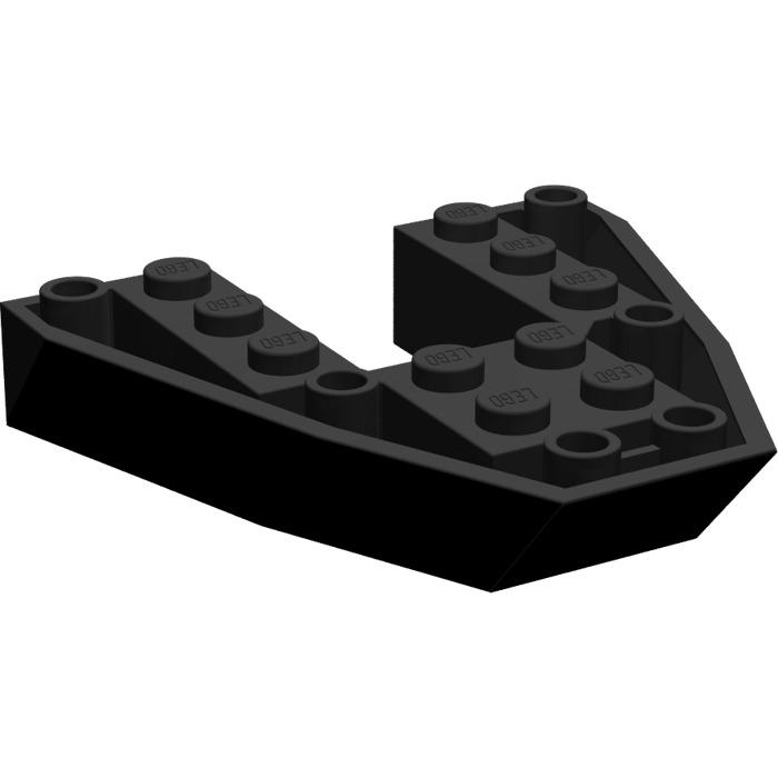 LEGO Black Boat Base 6 x 6 (2626) | Brick Owl - LEGO Marketplace