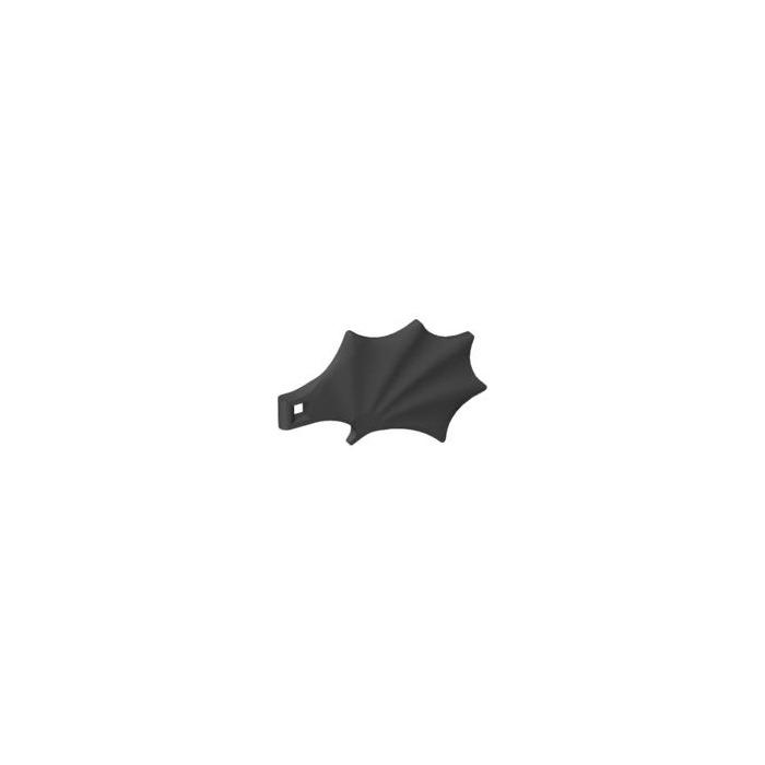 Lego 2 Small Dragon Wings 7 x 4 Studs Grey 6133