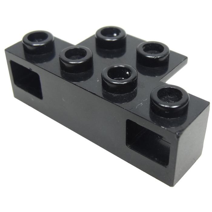 "LEGO StationeryYellow Buildable 6/""-12/"" RulerBuilding BricksNEW #52394"