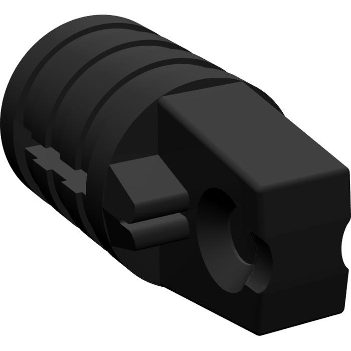 LEGO Technique e15 8 Balle avec achsloch Rouge//Red Ball Joint//32474 NEUF