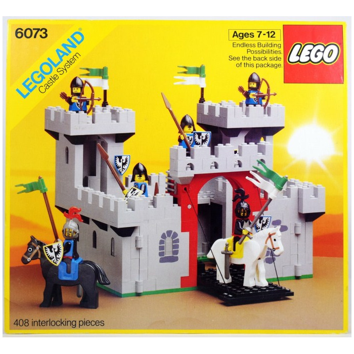 Lego Black Knights Castle Set 6073 Brick Owl Lego Marketplace