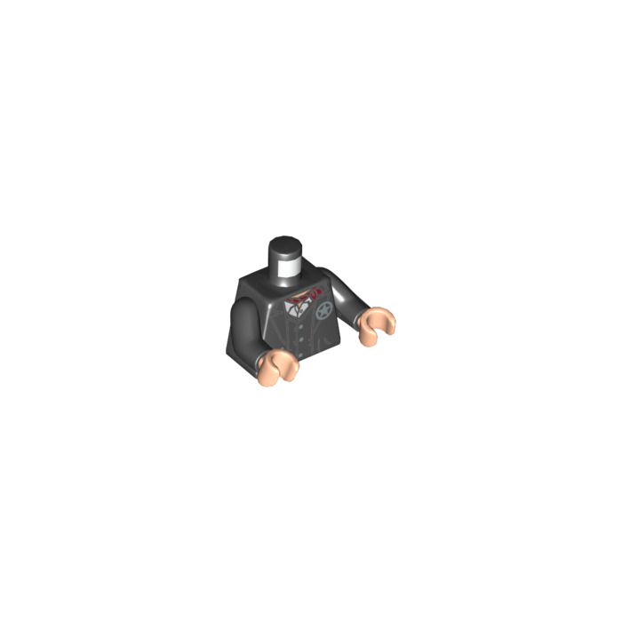 lego lone ranger coloring pages - lego lone ranger torso 76382 brick owl lego marketplace
