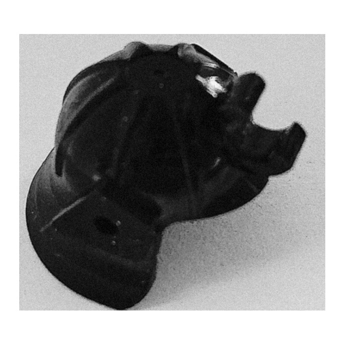 Lego Figure Accessories Headgear Hat Black 1753 #